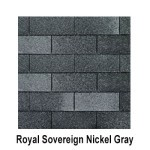 Royal Sovereign Nickel Gray