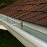 New Gutter Installation