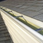 Top View of Gutters