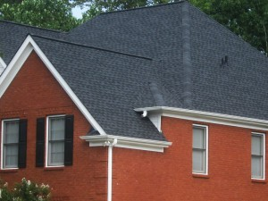 Atlanta Roof after storm damage