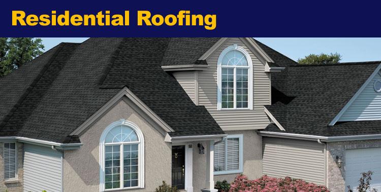 Residential roof replacement Atlanta