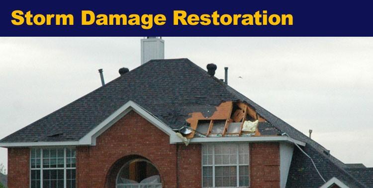 Storm damage experts